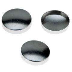 Gestoffeerde knoop 2 cm met eigen stofkeuze