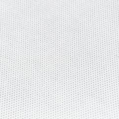 Binnenkussenstof wit 50 gram 160 cm breed