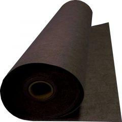 Fibertex onderdoek zwart 150 cm breed