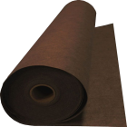 Fibertex onderdoek bruin 150 cm breed