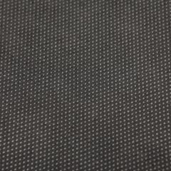 Binnenkussenstof zwart 50 gram 160 cm breed