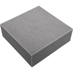Polyether SG 28 zwart/antraciet 120x200 cm plaat